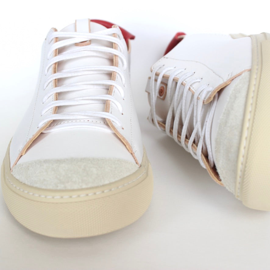 Mens Riverside Lo in White