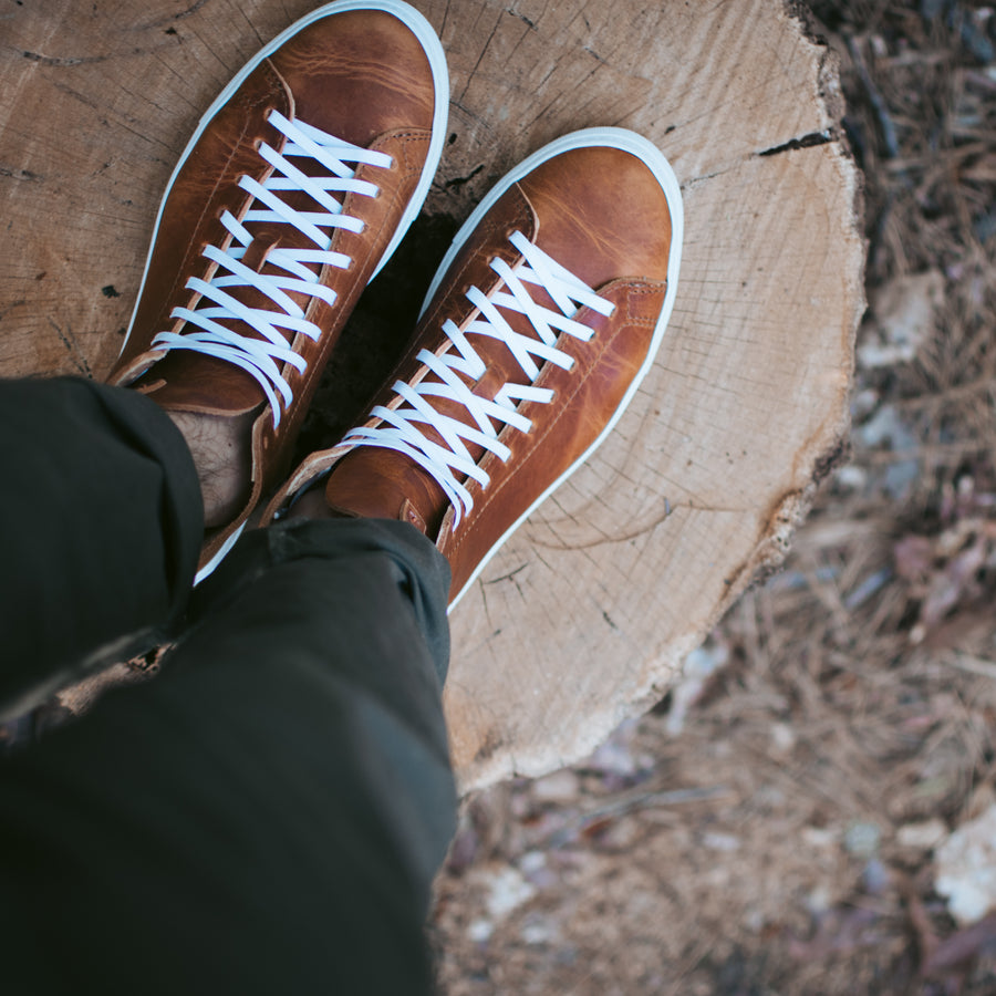 Mens Riverside Hi in Natural Dublin