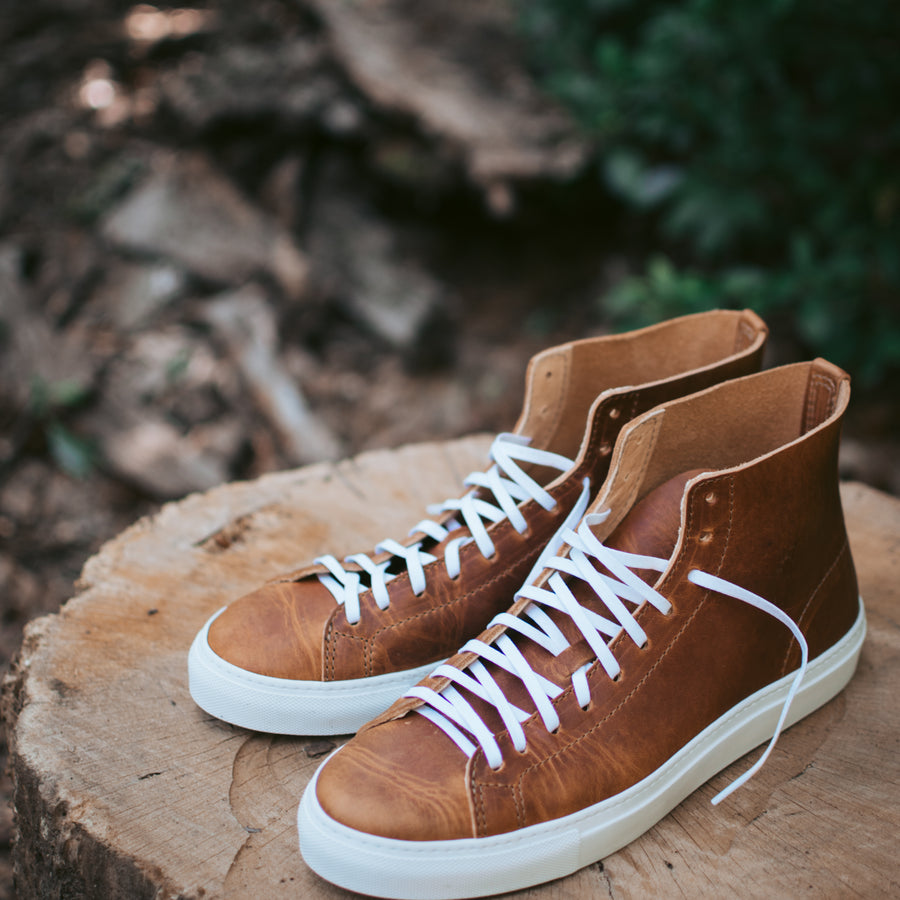 Womens Riverside Hi in Natural Dublin
