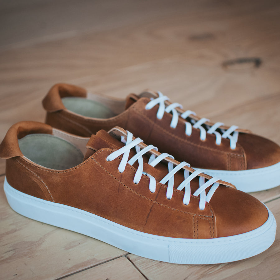 Mens Riverside Lo in Natural Dublin