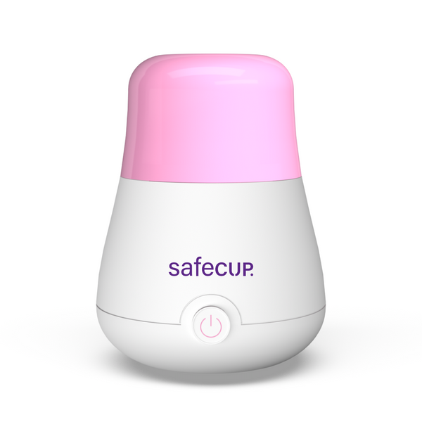 Menstrual cup steriliser by Safecup