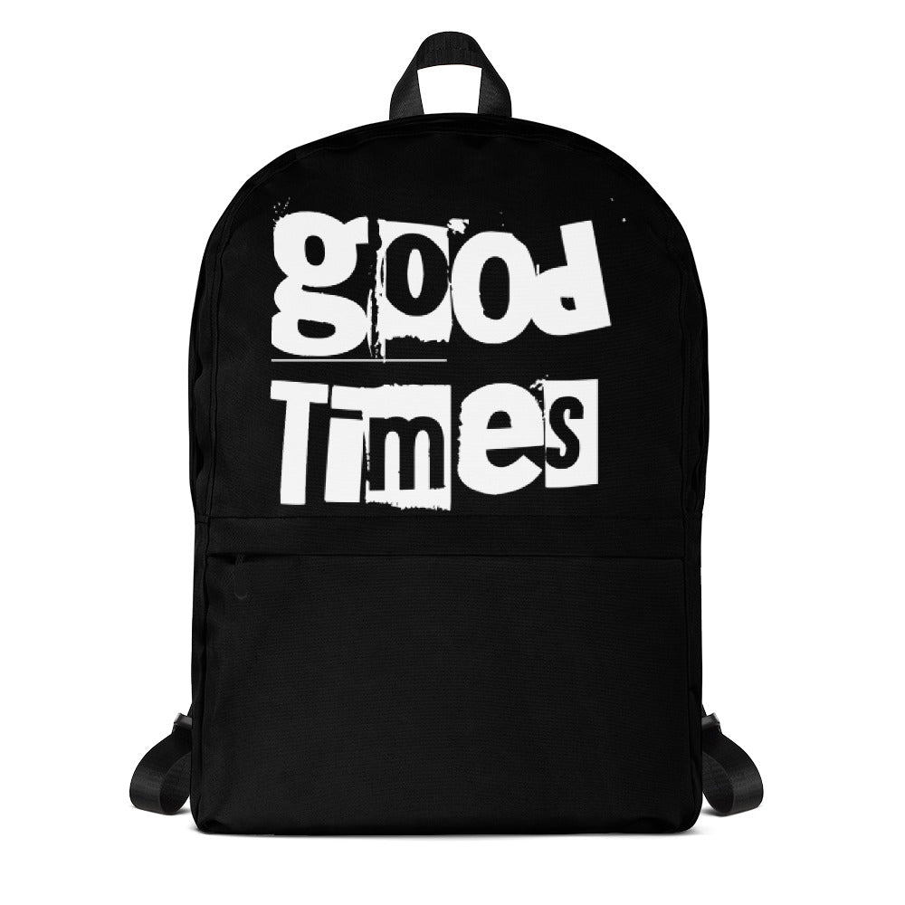 a41177e358 Good Times - Backpack – Warptrend