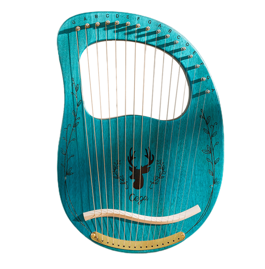 16-strings-lyre-harp Valentine's Day Gifts