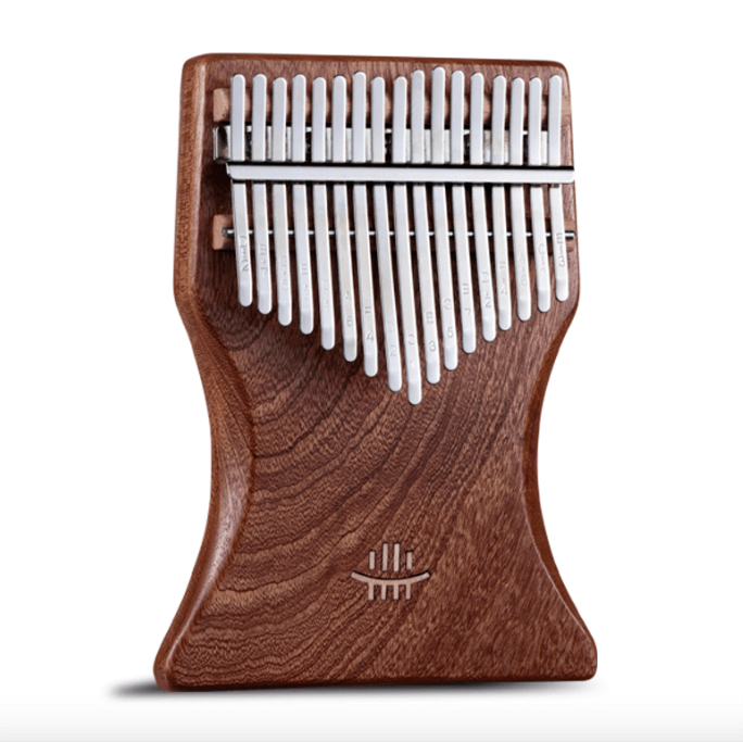 Rosewood Mbira Sapele Calimba | Idiophone Musical Instrument Gifts Valentine's Day Gifts