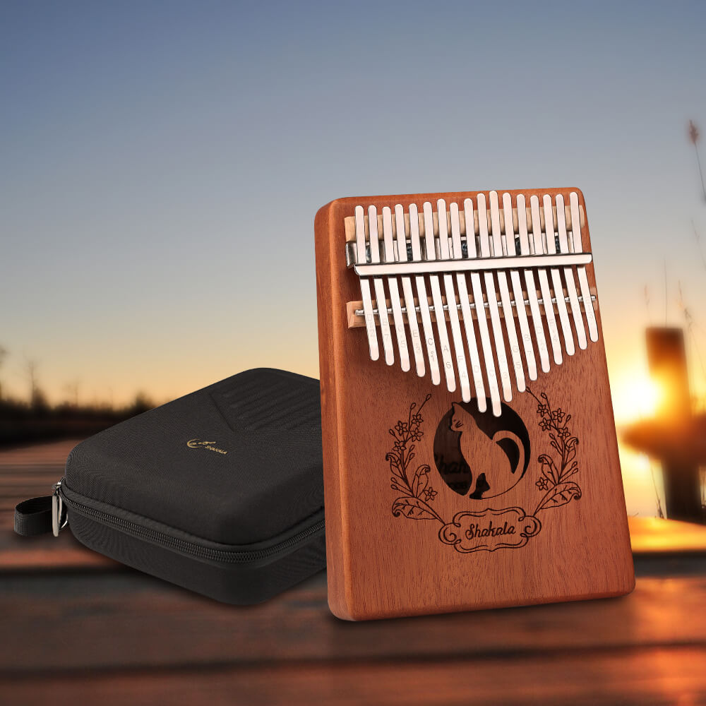 17 Keys Kalimba Cat | C Major