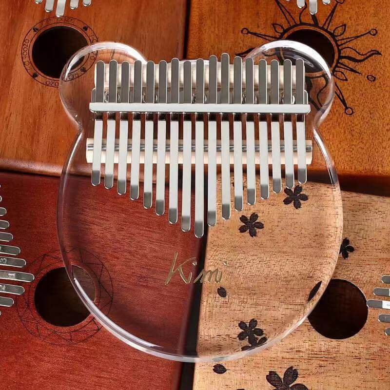 cute teddy bear kalimba Valentine's Day Gifts