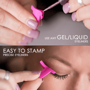 Perfect Winged Eyeliner Stamp (Set of 2)