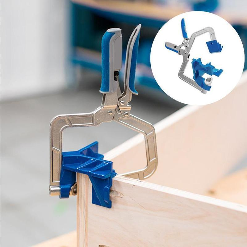 "BUY 2 FREE SHIPPING - 90° Corner & ""T"" Joints Corner Clamp"