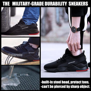 THE INDESTRUCTIBLE HEAVY DUTY SNEAKERS