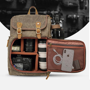 (50% OFF+Free Shipping)High Capacity Photography Backpack