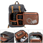 High Capacity Photography Backpack