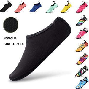 (Last Day Promotion 50% OFF)Water Shoes Barefoot Quick-Dry Aqua Socks