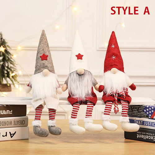 【Christmas Sale】Faceless Santa Doll