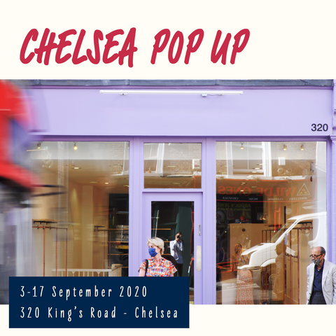 Chelsea Pop Up Store