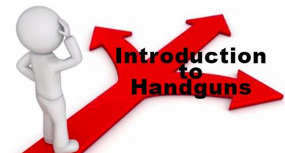 $ 35.00 Introduction to Handguns Seminar