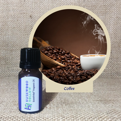 Coffee - ScentMist® Fragrance Oil - 10ml - Hushwood Hollow