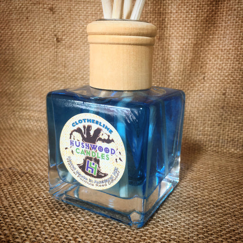 Reed Diffuser - Home Fragrance - Hushwood Hollow