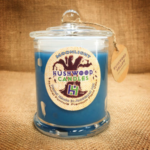 Moonlight - Large Candle - Hushwood Hollow