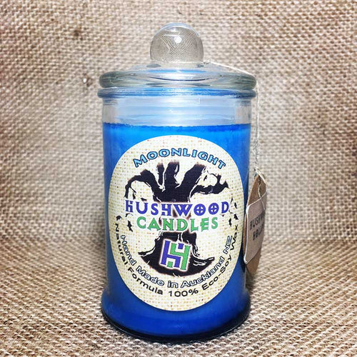 Moonlight - Medium Candle - Hushwood Hollow