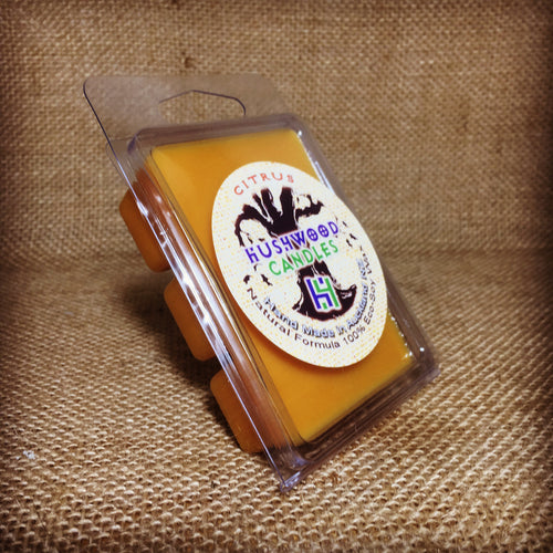 Citrus - Wax Melts - Hushwood Hollow
