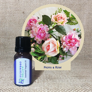 Peony & Rose - ScentMist® Fragrance Oil - 10ml