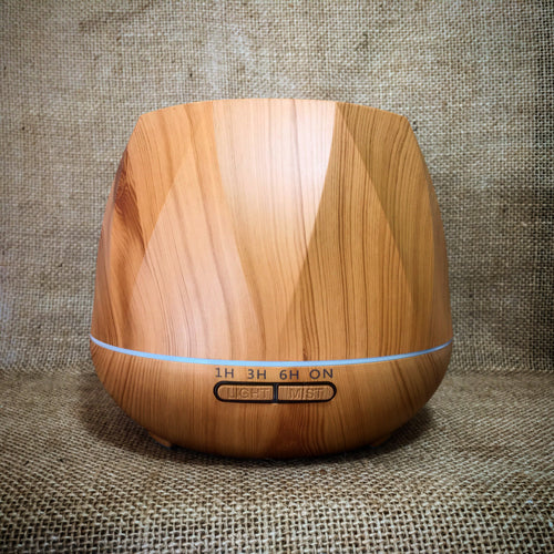 ScentMist® Diffuser - Remote Control (500ML) - Hushwood Hollow