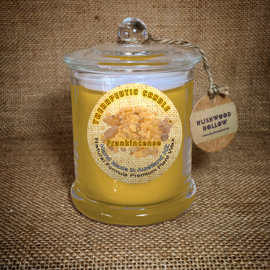 Therapeutic Essential Oil Candle - Large - Hushwood Hollow