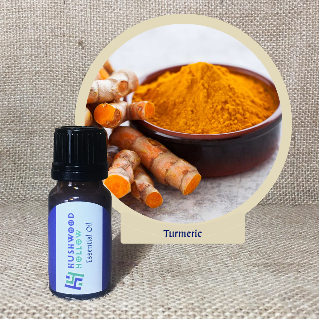 Turmeric - Pure Therapeutic Grade Essential Oil