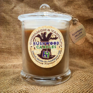 Cinnamon and Vanilla - Large Candle