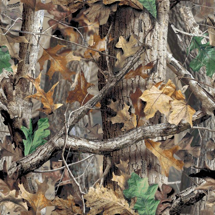 Realtree Advantage Timber - Camo Carpet