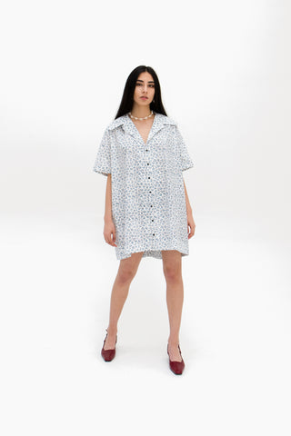 Macchina Shirt Dress