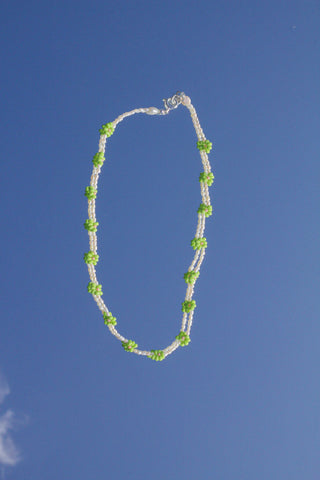 Dazy Necklace - Verde