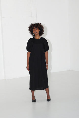 Rosalind Dress - Black