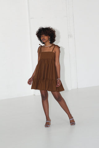 Mini Tier Dress