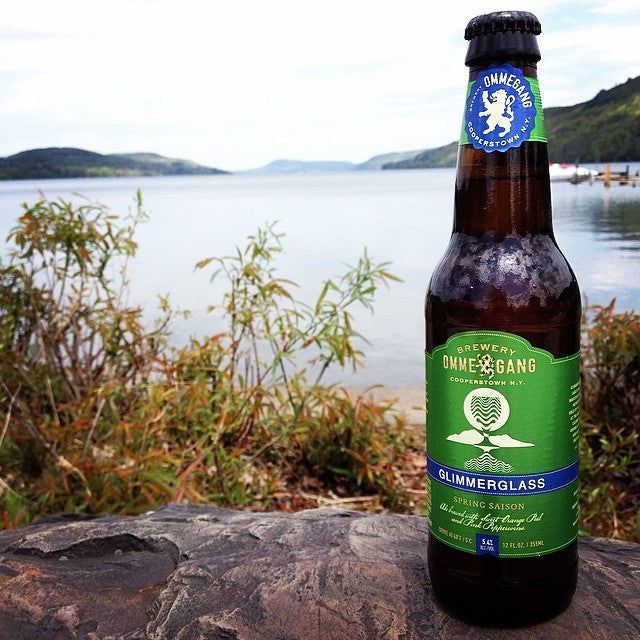 Belgium Brewed in Cooperstown: Brewery Ommegang