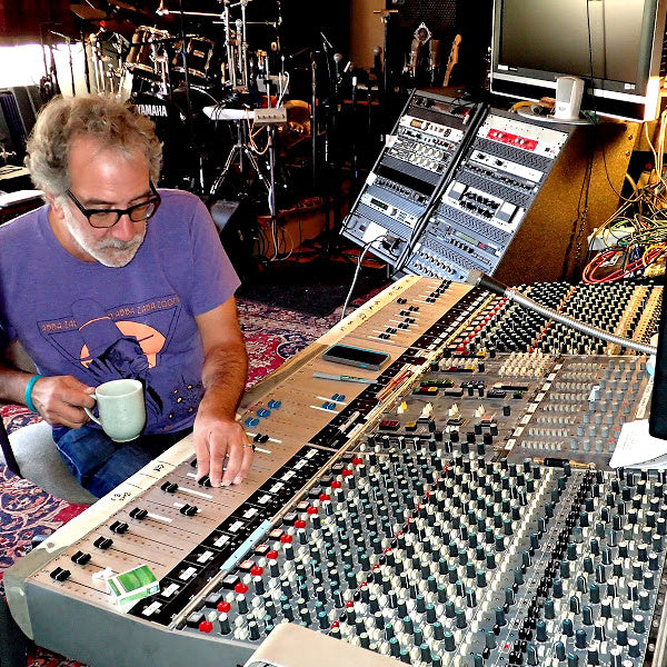 FIERCE | John Agnello's Passion for Recording Music