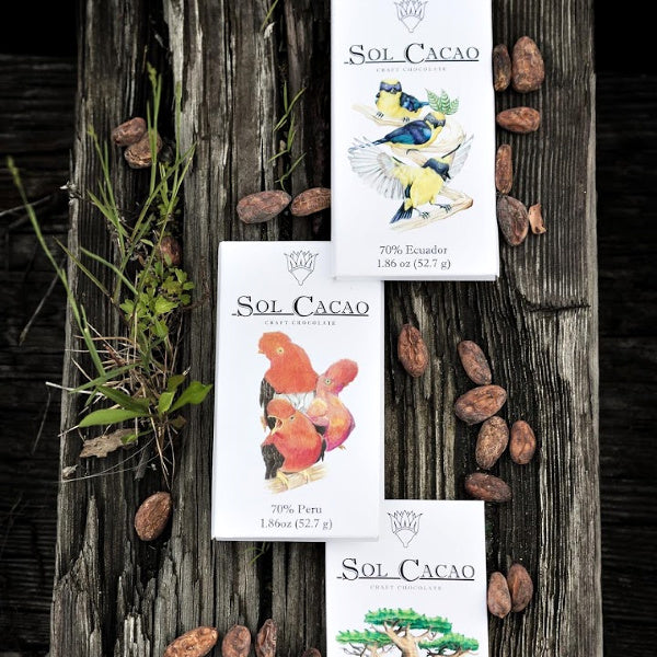 IRRESISTIBLE | Follow Your Heart With Free-Trade Chocolate
