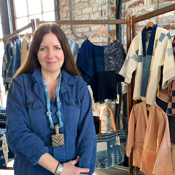 "BRAND NEW | Cheryl Pagano: Creating Sustainable Fashion, One ""Brand New"" Treasure at a Time"