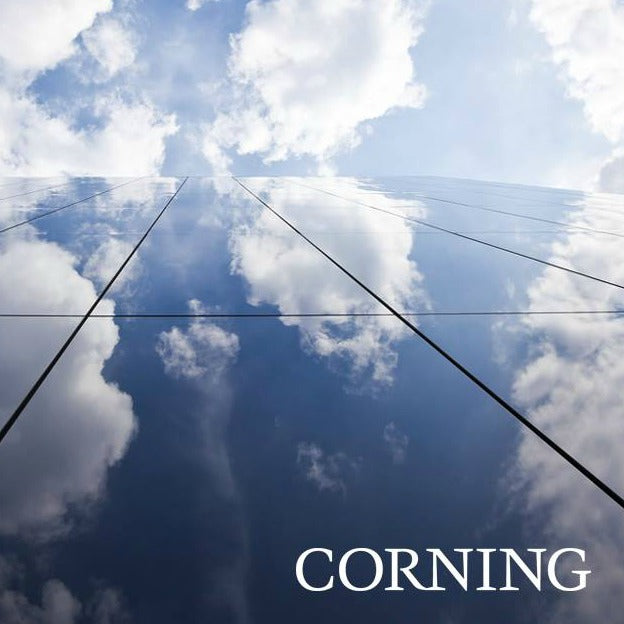 GIVING | Through the Looking Glass With Corning