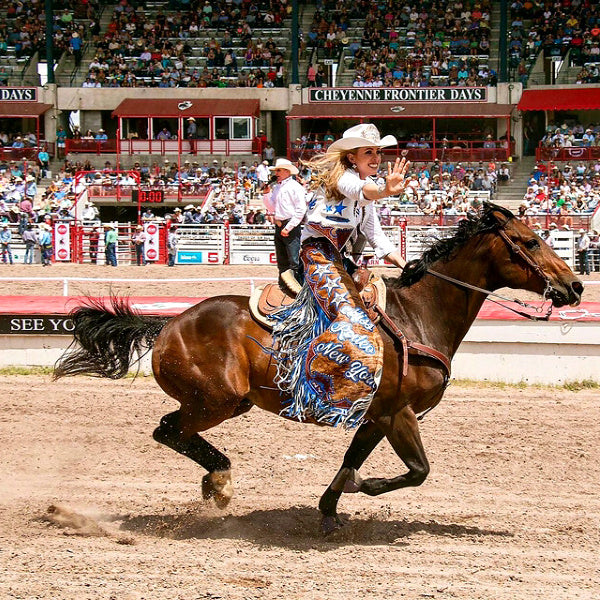 DARING | Taking the Reins: Miss Rodeo New York
