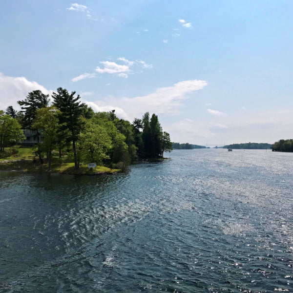 OUT-OF-OFFICE | Enchanted by the Thousand Islands