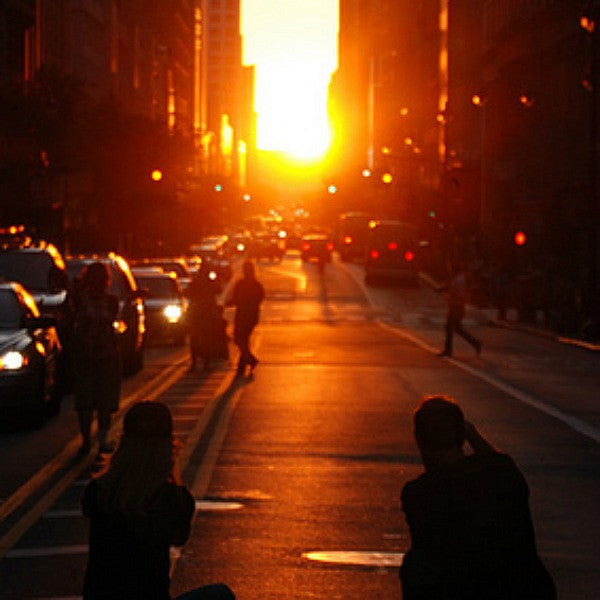INDEPENDENT | Marvelous Manhattanhenge