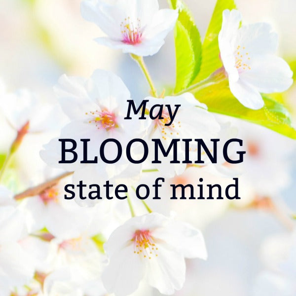 "BLOOMING | May 2018: New York ""Blooming"" State of Mind"