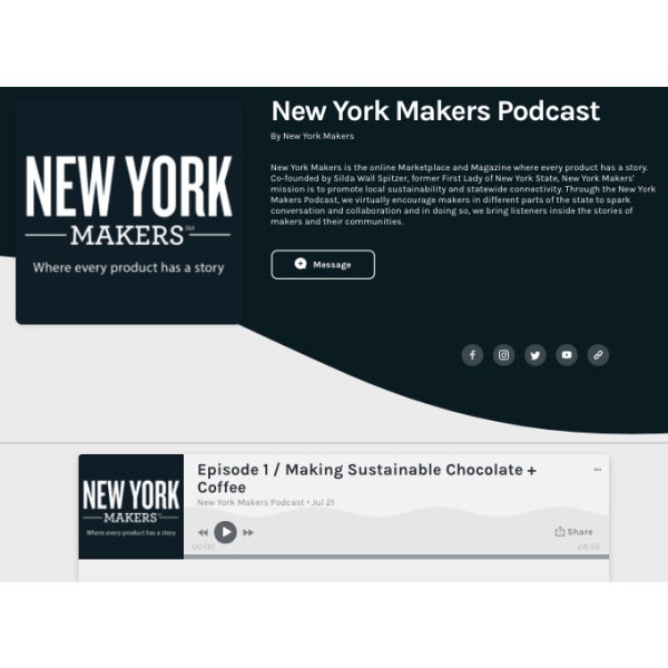 NEWS | Introducing: New York Makers Podcast
