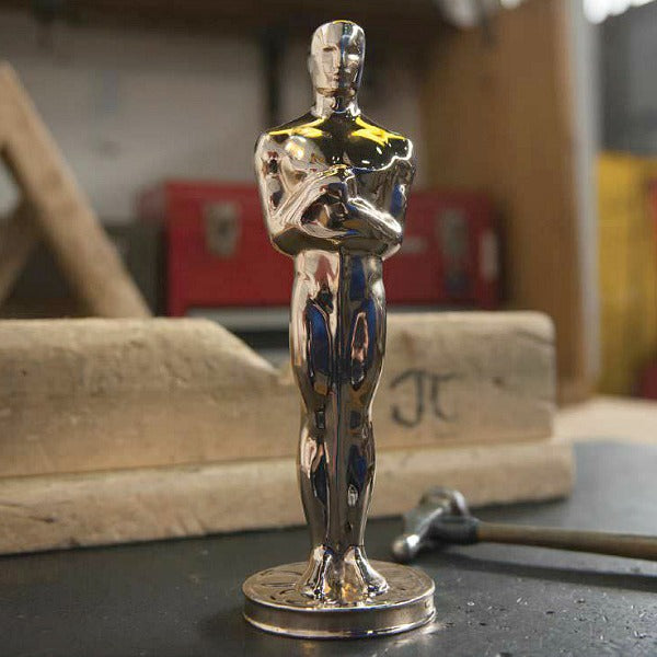 STRONG | Far from LA, Hudson Valley's Polich Tallix Art Foundry Makes the Oscar Statuettes
