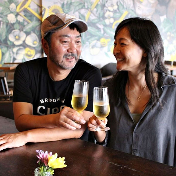 RESILIENT | Peter Yi, Cider-Maker: A Portrait of Resilience