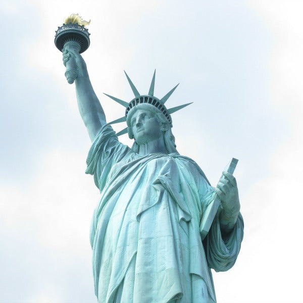 STRONG | The Statue of Liberty, Welcoming Makers to New York with Her Strong Arm Since 1886