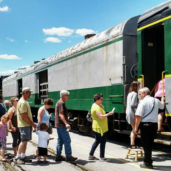 Family Fun: Discovering New York State's Most Scenic Railways