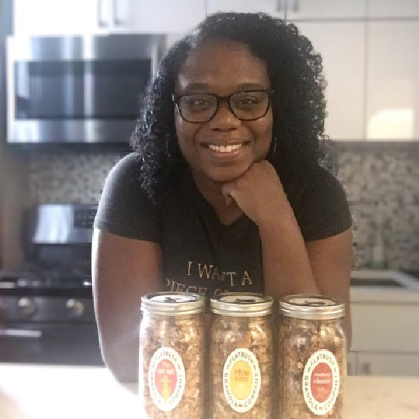ADMIRING | Tracey Solomon: Building a Granola Brand Amidst a Pandemic