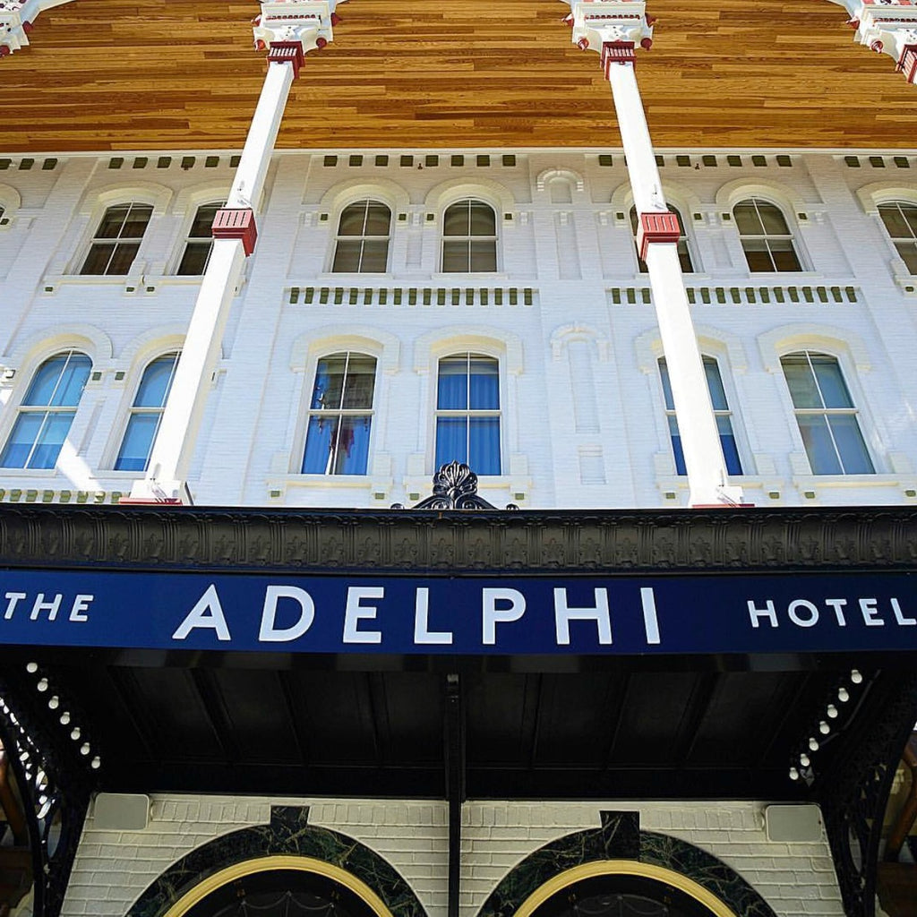 "NEW | Does the Adelphi Hotel Mark the Dawning of a New ""Golden Age"" in Saratoga?"